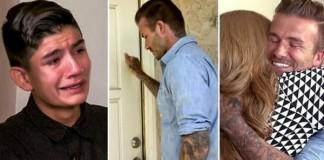 David Beckham dojal k slzam neznamu rodinu daroval im 100000 dolárov fb