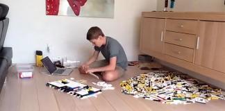 Lasse Ankersø Lego Titanic