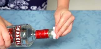 Vodku môžete použiť na oveľa viac vecí, ako len na pitie!