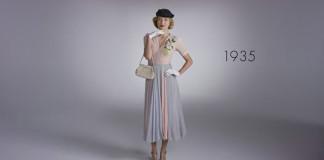 TAKTO sa zmenila dámska móda za 100 rokov