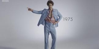 TAKTO sa zmenila pánska móda za 100 rokov