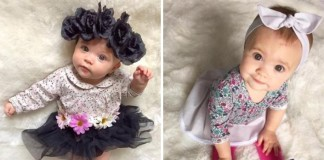 8- mesačné dievčatko je hitom Instagramu. Na fotkách pózuje ako skúsená modelka
