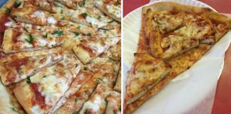Prišiel s originálnou oblohou na pizzu! Pizza s pizzou