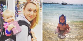 Má iba jeden rok, no po svete cestuje už od narodenia