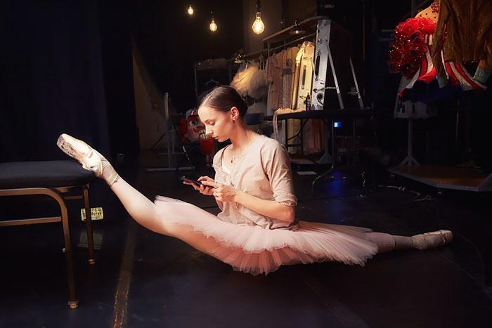 cena aplauzu balet 5