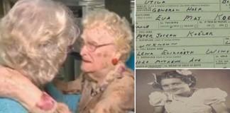 Matka s dcérou sa nevideli 82 rokov. Takto vyzeralo ich emotívne stretnutie