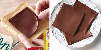 Plátková čokoláda