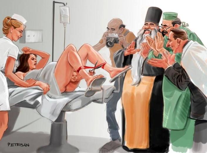 Petry Crisan satiricke ilustracie 5