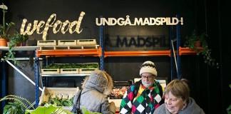 Dánsko ako prvé otvorilo supermarket s potravinami po záruke