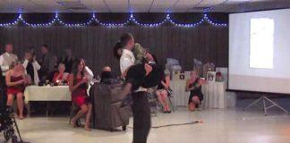 VIDEO plné emócií. Ženích si chcel zatancovať na svojej svadbe s mamou na vozíku!