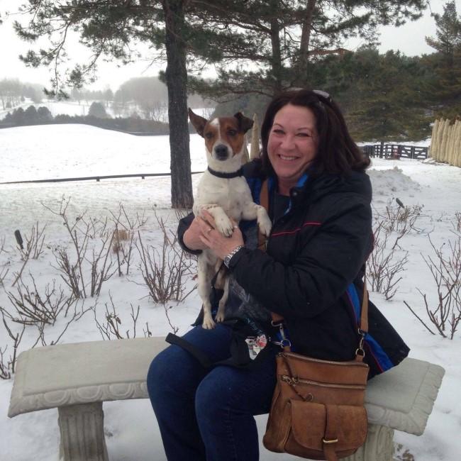 Danielle Eden Dog Tales 1