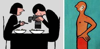 15 smutných, no pravdivých obrázkov o tom, ako závislosť na technológiách preberá kontrolu nad našimi životmi!